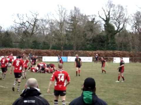 03 Birmingham & Solihull Rugby Club V Pontypridd - 6th ...