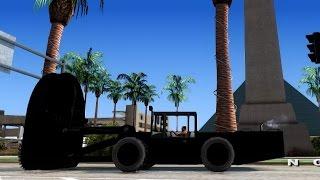 GTA San Andreas - GTA V HVY Cutter EnRoMovies