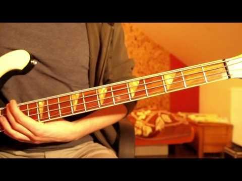 Jamiroquai - Cosmic Girl (Bass Tutorial with TABS)