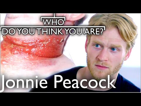 Jonnie Peacock Uncovers Anthrax Shocker   Who Do You Think You Are