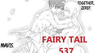 Fairy Tail Manga || Chap 537 - The Power Of Life (720p) English