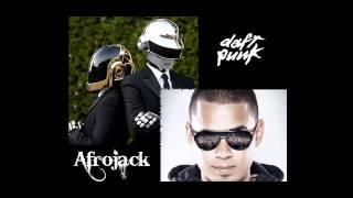 Silvio Ecomo & Chuckie - Moombah (Afrojack Remix) Vs Daft Punk - Aerodynamic (Afrojack Mash Up)