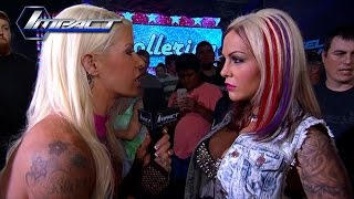 Angelina Love Confronts Velvet Sky..  (May 29, 2015)