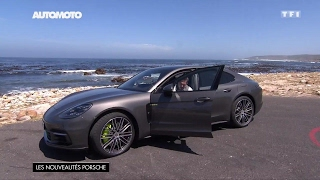 Essai : la Porsche Panamera Hybride 2017