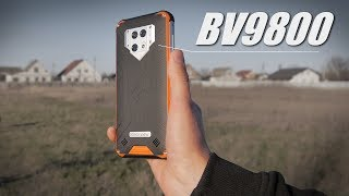 """Blackview BV9800 - ОХ И ВЫДУМАЛИ!!! Защищённый смартфон """"не для всех""""."""