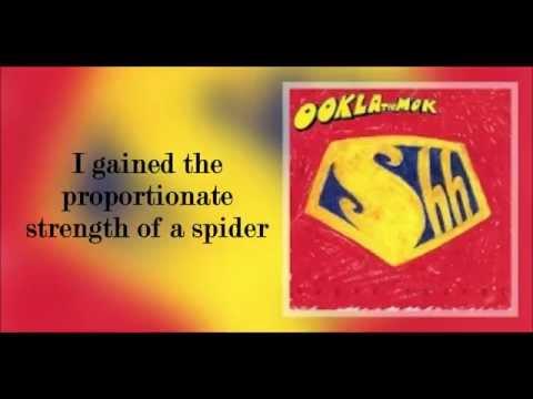 Ookla the Mok: Super Powers Lyrics