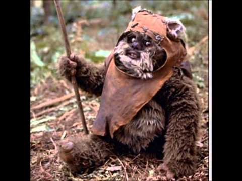Star Wars Sound Effects Ewok Youtube