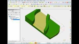Mastercam X6 2DHST Basics - Peel Mill