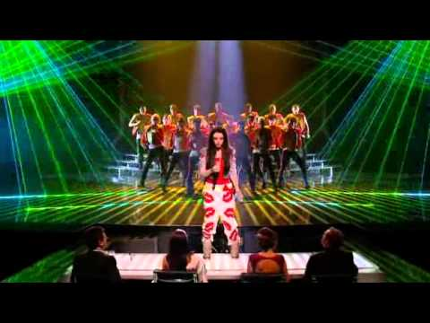 Cher Lloyd -The Clapping Song -The X Factor S07E29 11th December 2010