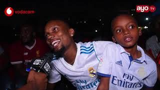 """Billnass amemtaja aliamua game ya Liverpool na Madrid """"Mpira fitna"""""""