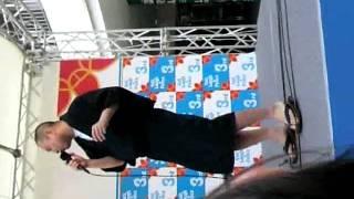 2011年の3月に行われた沖縄国際映画祭のイベントのです!! RGサイコー!(^^)!