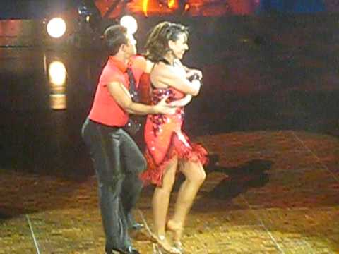 "Jill & Darren ""Jive"" - Strictly Come Dancing Live Tour 2009 (Nottingham)"