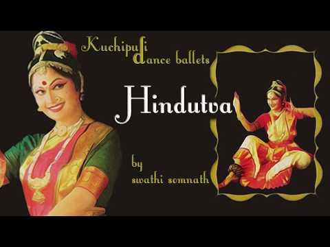 Hindutva | Swathi Somanath | Learn Kuchipudi Dance | Indian Classical Dance | Live Stage Performance