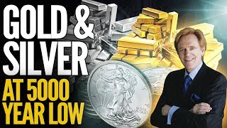 Silver & Gold At 5000 Year Low - Mike Maloney With Chris Martenson