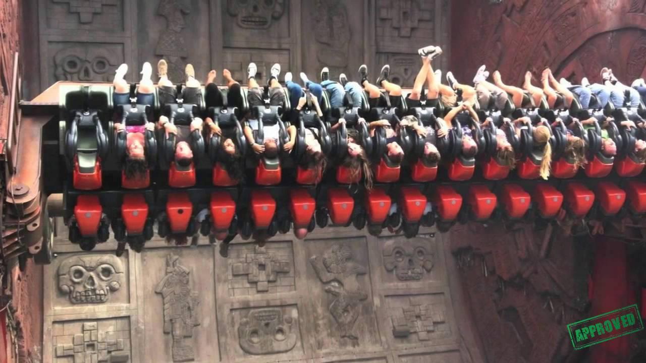 Los Juegos Mecanicos Mas Extremos Y Peligrosos Del Mundo Youtube