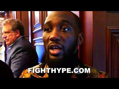 TERENCE CRAWFORD REACTS TO ERROL SPENCE PICKING HIM TO KNOCK OUT AMIR KHAN
