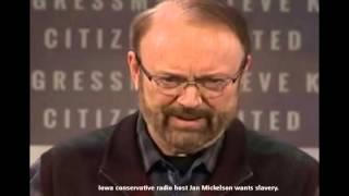 Jan Mickelson on bringing Slavery back