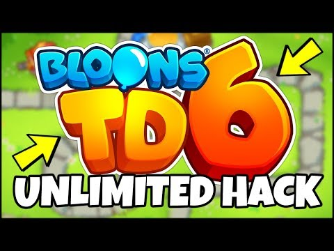 *WARNING* THIS CAN KILL BLOONS TD 6 *UNLIMITED HACK* // Bloons Tower Defense 6 Free XP & Money