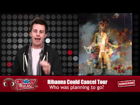 Rihanna May Cancel Tour Dates Due to Poor Ticket Sales
