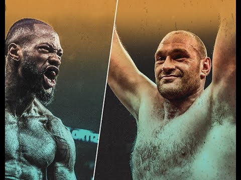 (UPDATE!) DEONTAY WILDER VS TYSON FURY 2