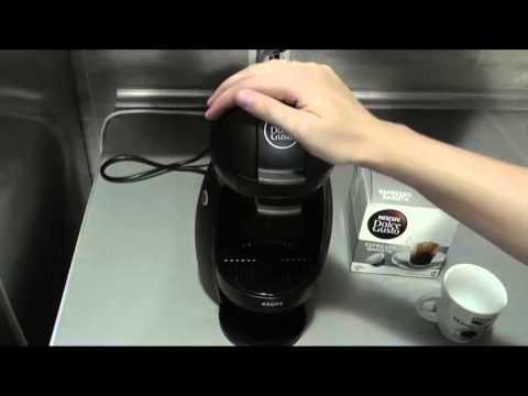 Обзор кофемашины Nescafe Dolce Gusto