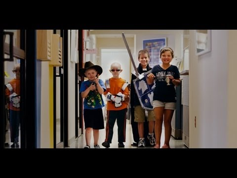 """Kids with cancer  in """"The World of Hope""""  - Pediatric cancer care at Dayton Children's-"""