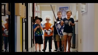 "Kids with cancer  in ""The World of Hope""  - Pediatric cancer care at Dayton Children"