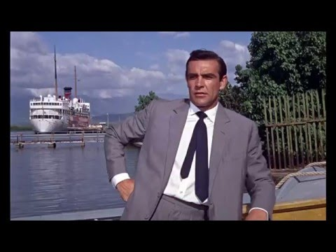 My Tribute To: DR. NO  [HD]
