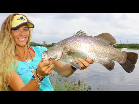 Fishing For The RAREST FISH In North America! ONE Place To Catch Them!