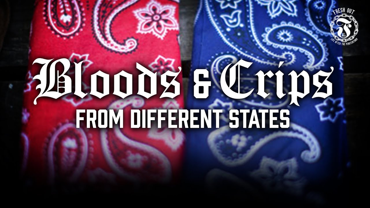 How are Bloods and Crips from other States looked at in Prison? - Prison  Talk 12 22