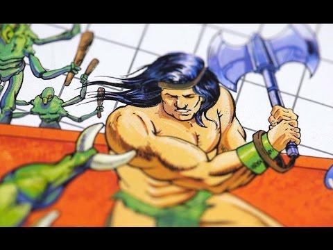 Classic Game Room - RASTAN review for Sega Master System thumbnail