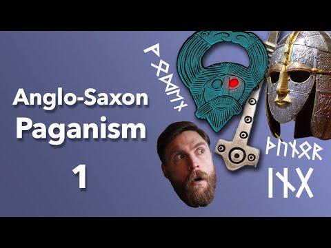 Anglo-Saxon Paganism: Gods