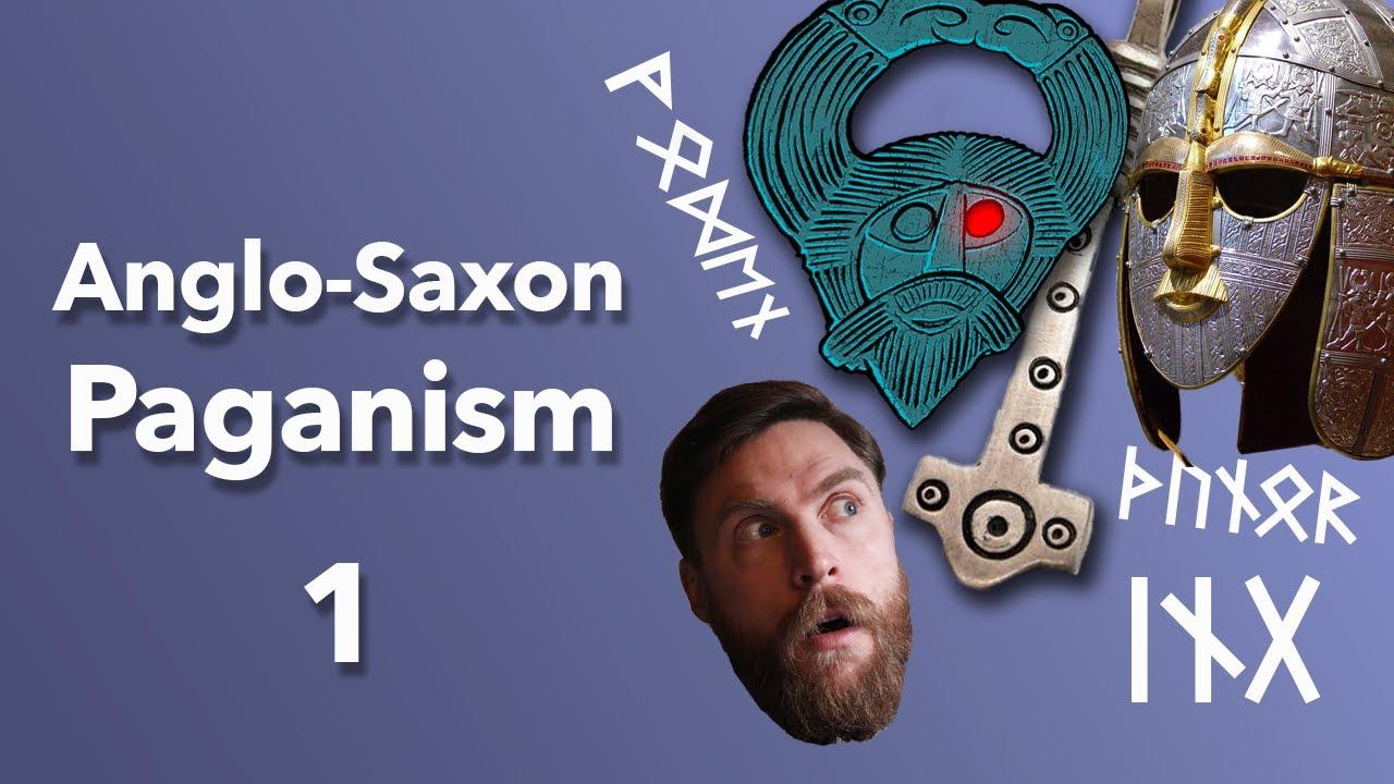 Download Anglo-Saxon Paganism: Gods