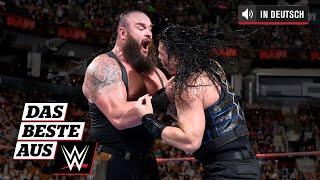 Das Beste aus WWE - Wochenrückblick, 31. August 2018 (DEUTSCH)