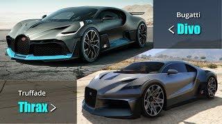 GTA V All Casino DLC Cars Vs Real life Cars | New & Unreleased