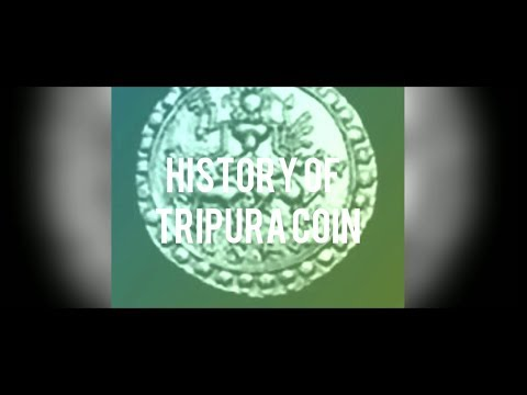 History of Tripura Coin(Expert opinion of London/United kingdom)