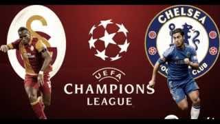 Galatasaray Chelsea  26.02.2014 | Promo  | Uefa Champions League |