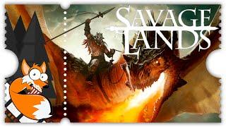 УРОКИ ВЫЖИВАНИЯ - КАК ОСЕДЛАТЬ ДРАКОНА? | Savage Lands