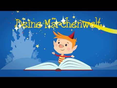 Учим НЕМЕЦКИЙ с помощью сказок! Сказки для детей на немецком языке!