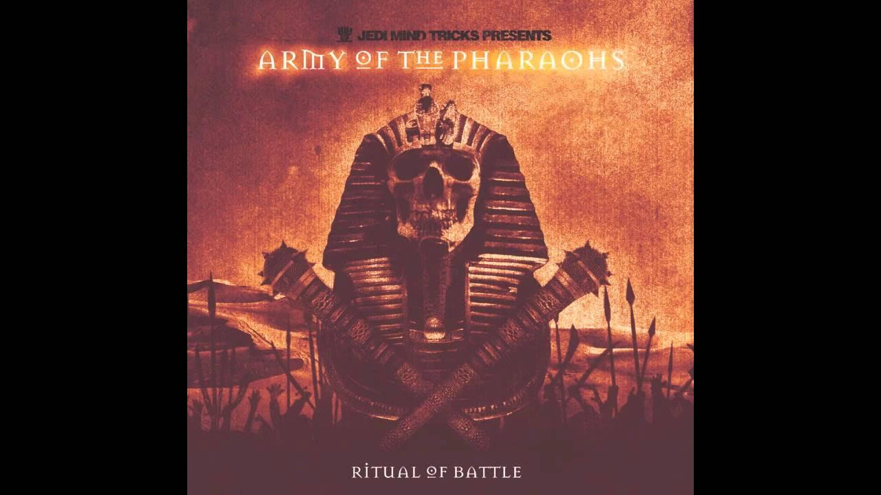 Jedi Mind Tricks Presents:Army Of The Pharaohs - \
