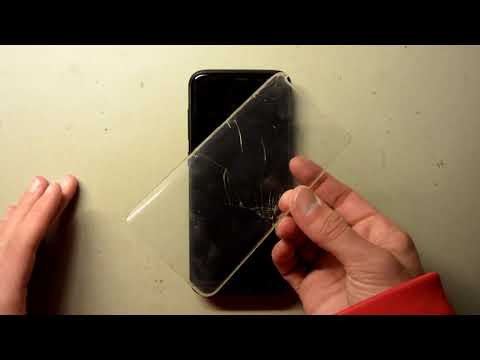 Zagg InvisibleShield Glass Curve Screen Protector Review 3 (Samsung Galaxy S8)