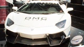 DMC AVENTADOR LP900-4 SV LIMITED | 1 of 10 - MONACO TOP MARQUES 2014 HQ