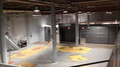 Tour of new industrial space at TechPlace