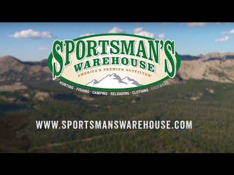 Sportsman's Warehouse is a chain of retail stores that provides a range of sports and outdoor products. It serves hunters, fishermen and outdoor enthusiasts and offers products for fishing, hunting, camping and other outdoor activities. The chain maintains an inventory of 9/10(9).