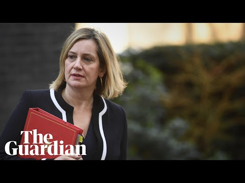 Amber Rudd refers to Diane Abbott as 'coloured'  during interview – audio