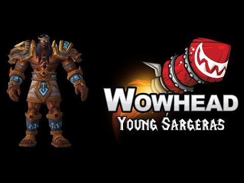 Young Sargeras Patch 73 Youtube