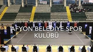 Afyon Belediye Spor Kulübü | Büyükler Düzenlemeli | 2018 THOF Muğla Bölge #Zeybekoloji