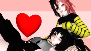 {mmd} Ytoc Valentines Special!~
