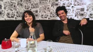 Billie Joe Armstrong & Norah Jones - Foreverly Interview Part 2