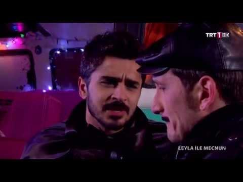Leyla İle Mecnun - Nejat Alp & Ozan - Arkadaşım - Sen miydin Sevgilimi Çalan  1080p